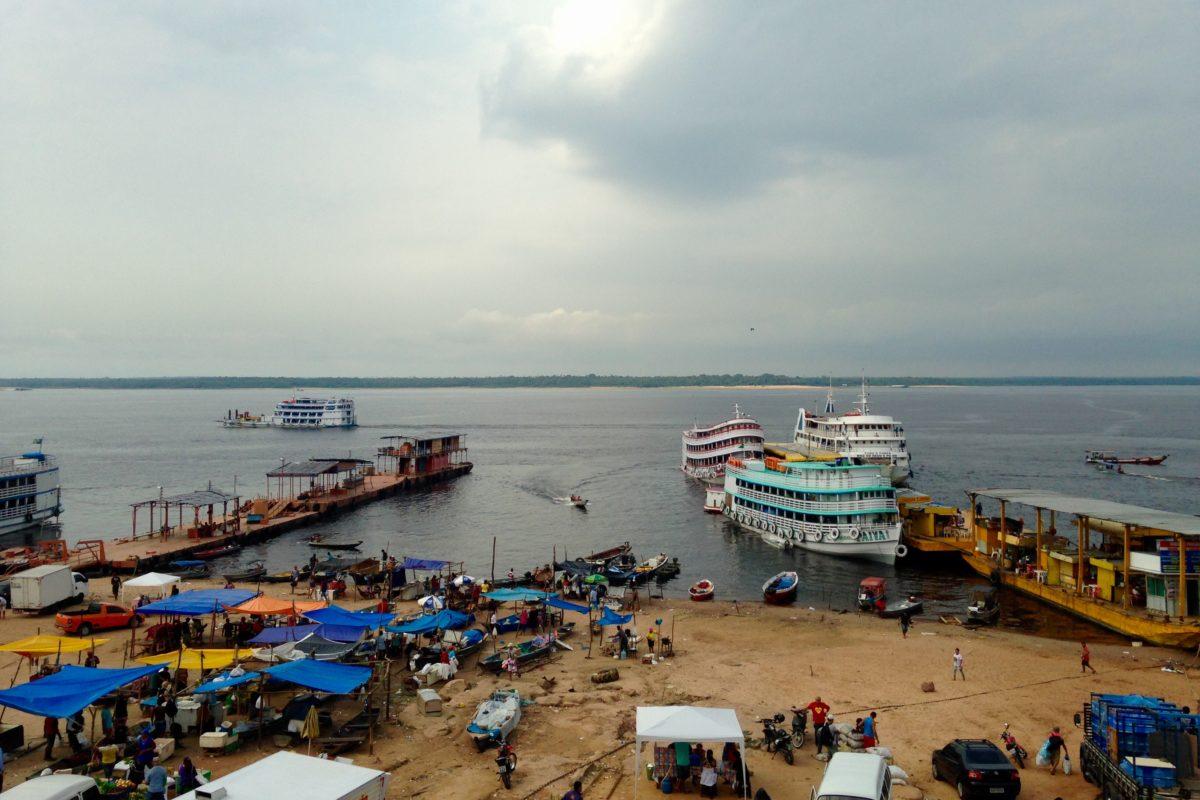 Amazon Star (1) – l'Etoile flottante